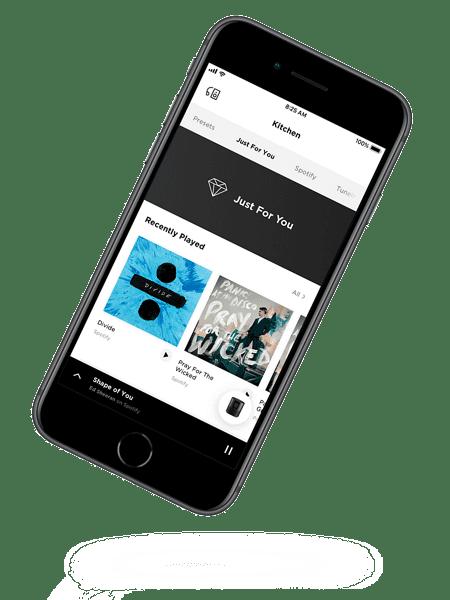 bose home speaker 500, ứng dụng bose music