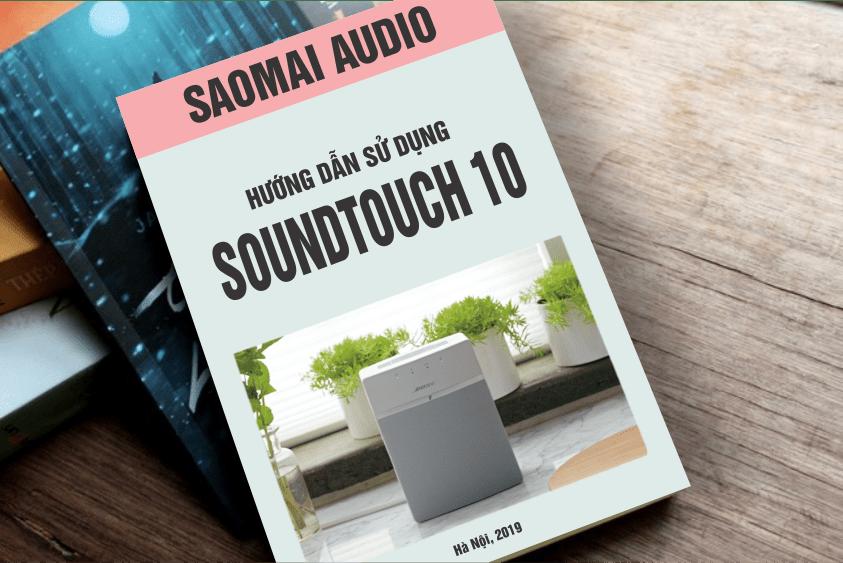 sổ tay hướng dẫn soundtouch 10