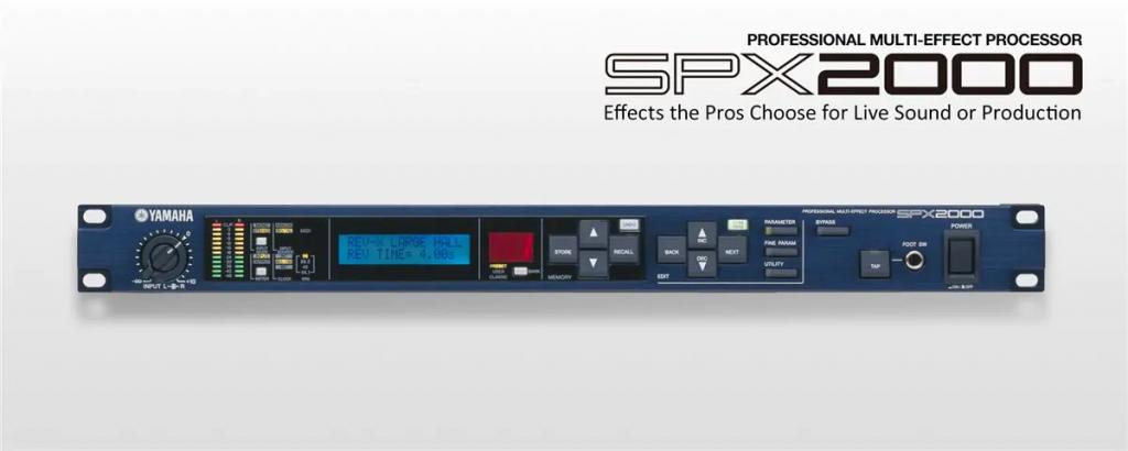 Yamaha SPX2000 chính hãng