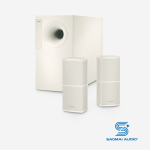bose acoustimass 5 series 5 trắng white