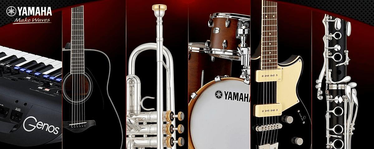 điểm nhận biết Yamaha chính hãng