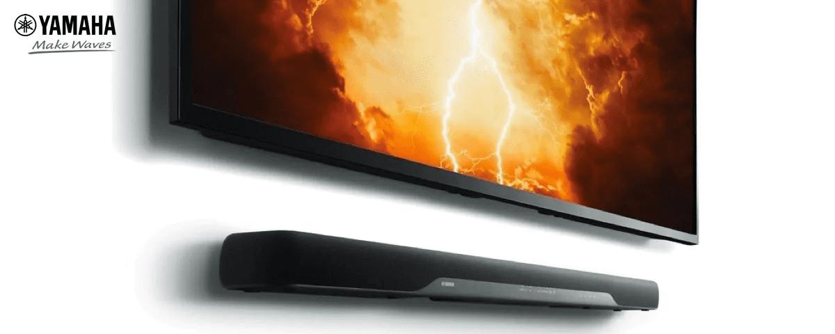 5 Ưu điểm vượt trội của loa soundbar Yamaha YAS-207