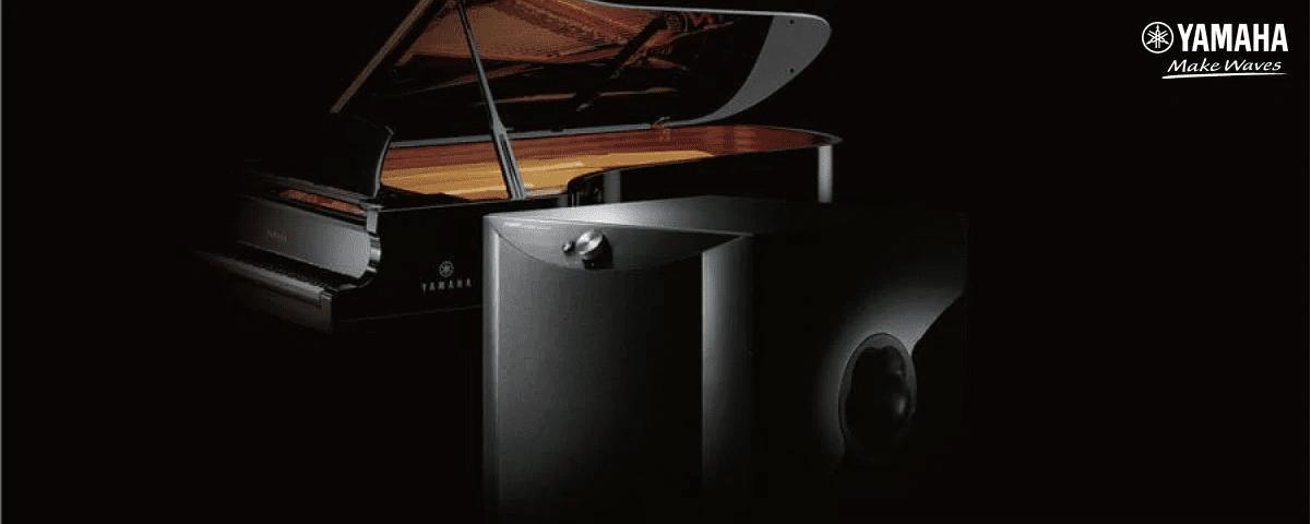 Loa sub Yamaha NS-SW200 tiện lợi hơn NS-SW100 như thế nào?