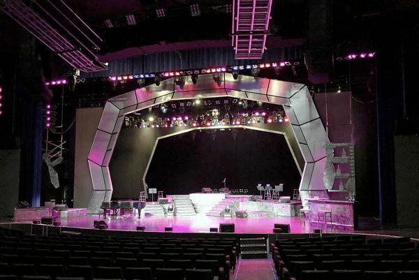 Nhà hát quốc tế Westgate Las Vegas, NV