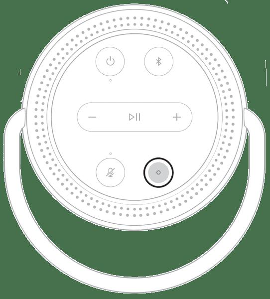 microphone bose home speaker