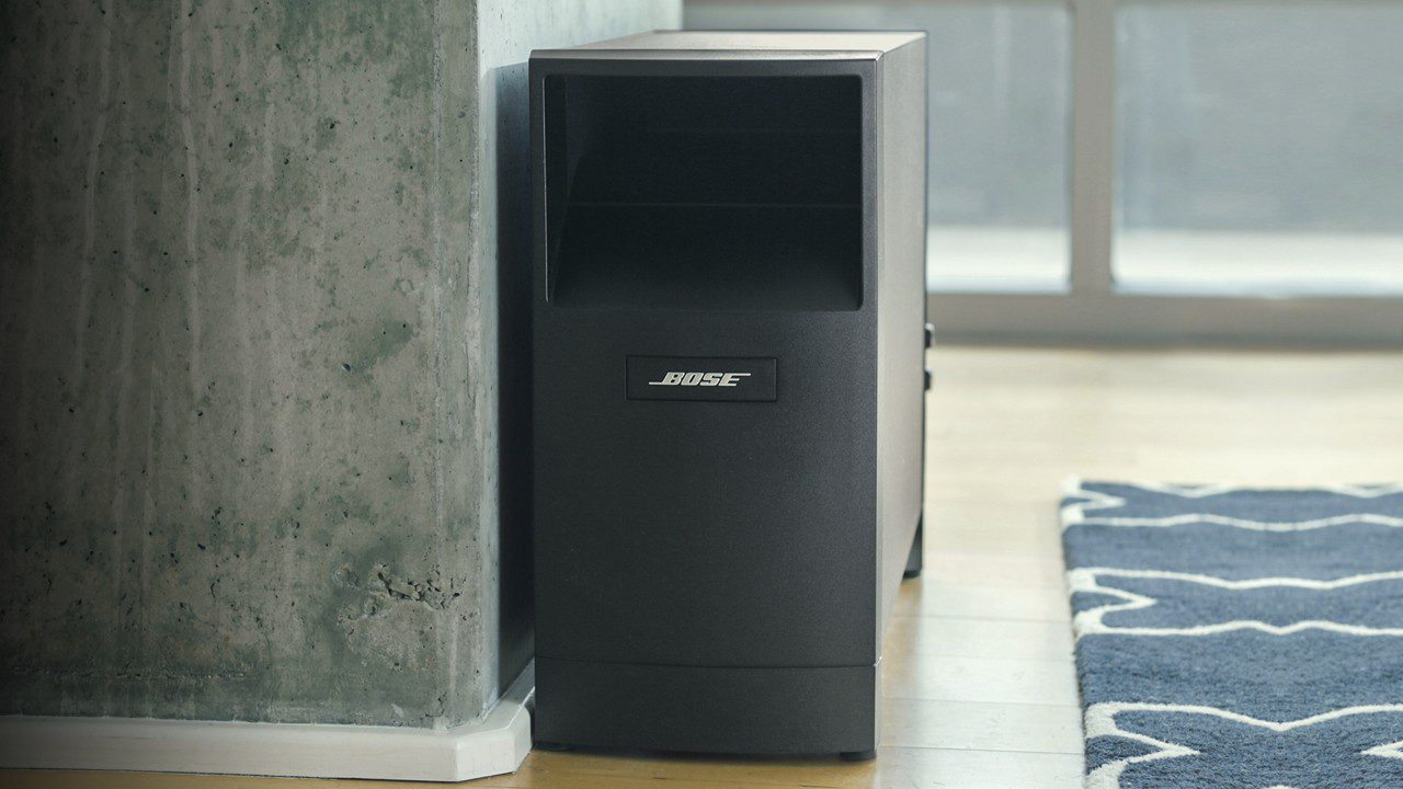 loa bose acoustimass 6 series 5
