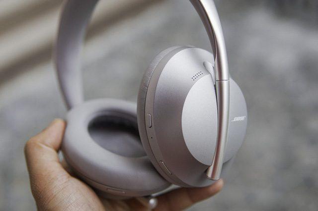 tai nghe bose headphones 700 thời thượng