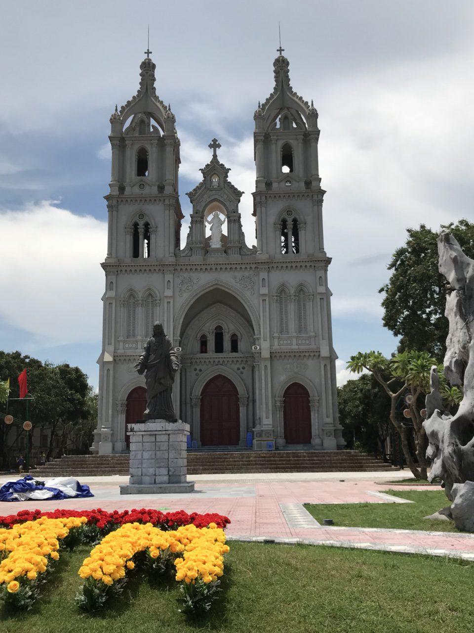 nhà thờ tân độ phú xuyên hà nội
