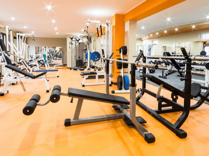 tiêu chuẩn lắp đặt âm thanh phòng tập gym, yoga