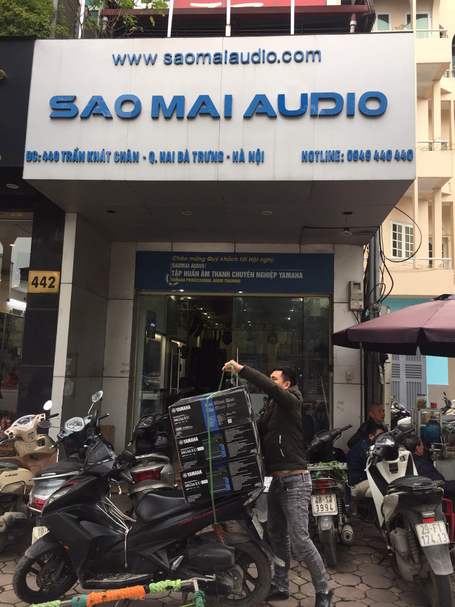 Văn phòng Saomai Audio