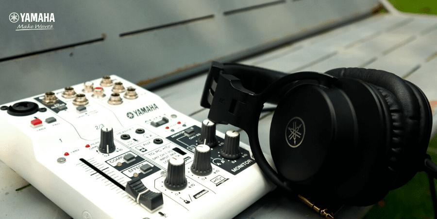 mixer mini chuyên nghiệp cho producer