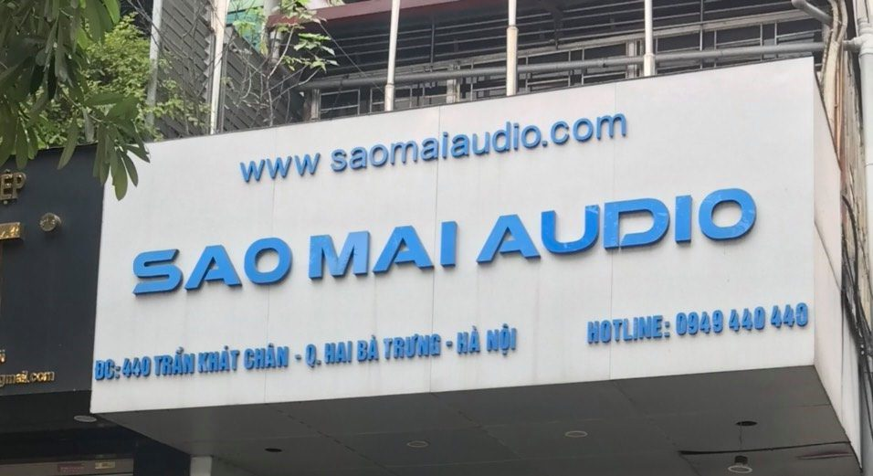 saomai audio lắp đặt hệ thống âm thanh chuyên nghiệp